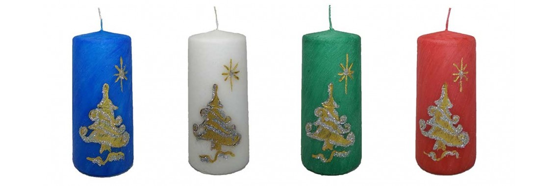 Prestige Candles - Star of Bethlehem